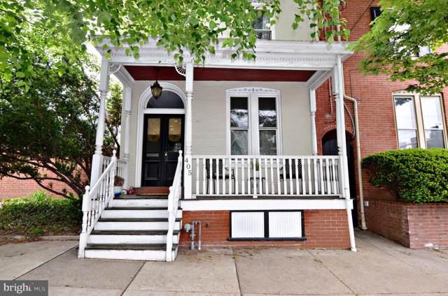 405 W Orange Street W, LANCASTER, PA 17603 (#PALA133542) :: Flinchbaugh & Associates