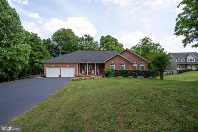 235 Dearbourne Court, OWINGS, MD 20736 (#MDCA169946) :: Gail Nyman Group