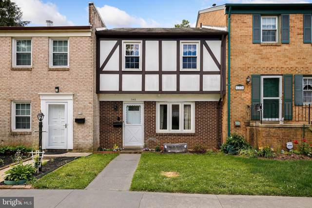 140 Gold Kettle Drive, GAITHERSBURG, MD 20878 (#MDMC662188) :: The Sebeck Team of RE/MAX Preferred