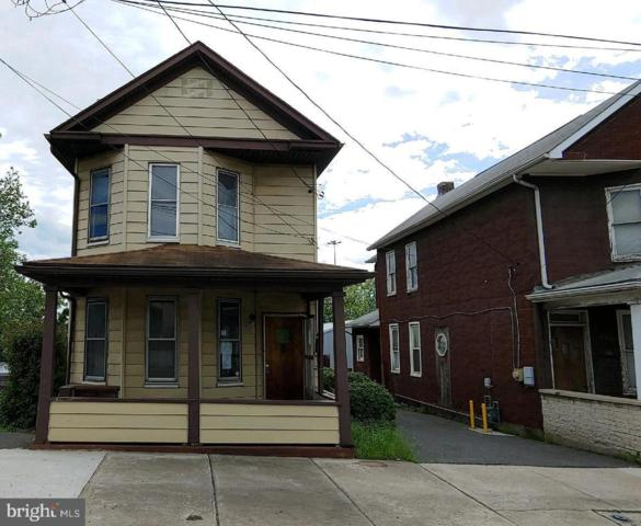 207 Industrial Boulevard, CUMBERLAND, MD 21502 (#MDAL131792) :: Dart Homes