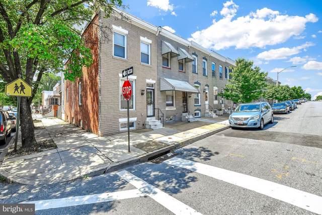 3931 E Pratt Street, BALTIMORE, MD 21224 (#MDBA471390) :: Browning Homes Group