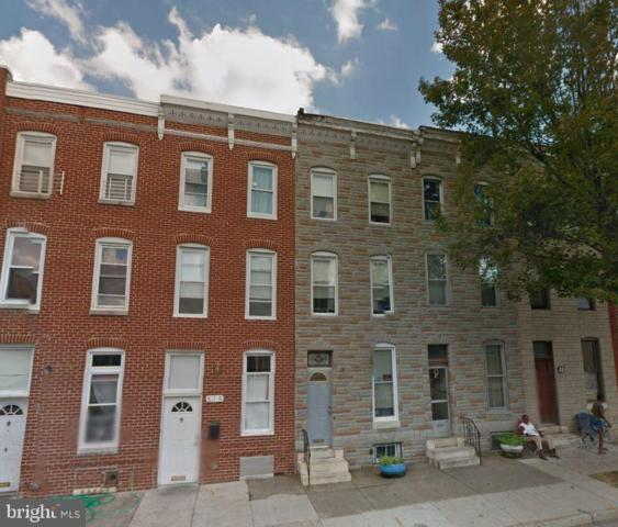 519 Bloom Street, BALTIMORE, MD 21217 (#MDBA471468) :: The Miller Team