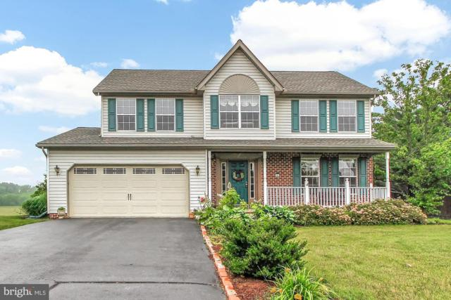 46 N Allwood Drive, HANOVER, PA 17331 (#PAAD107230) :: The Joy Daniels Real Estate Group