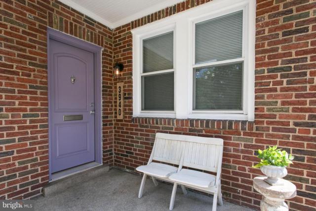 3940 Belvieu Avenue, BALTIMORE, MD 21215 (#MDBA471550) :: Keller Williams Pat Hiban Real Estate Group