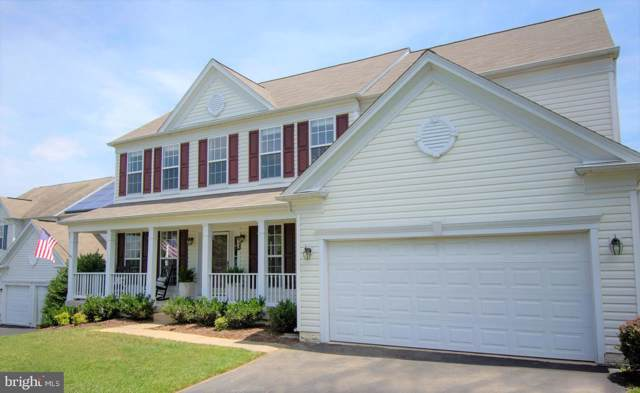 8 Evan Court, BRUNSWICK, MD 21758 (#MDFR247800) :: ExecuHome Realty
