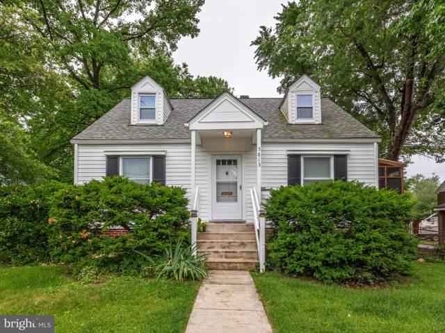 5813 33RD Avenue, HYATTSVILLE, MD 20782 (#MDPG531712) :: Colgan Real Estate
