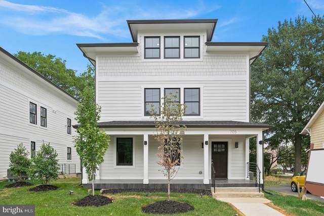 705 N Barton Street, ARLINGTON, VA 22201 (#VAAR150570) :: The Licata Group/Keller Williams Realty