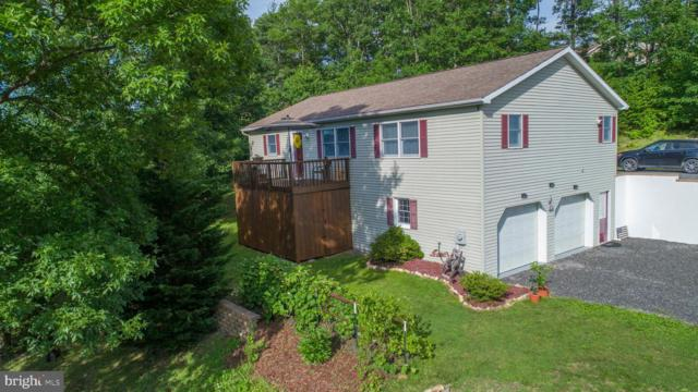 128 Misty Glen Drive, RIDGELEY, WV 26753 (#WVMI110284) :: Browning Homes Group