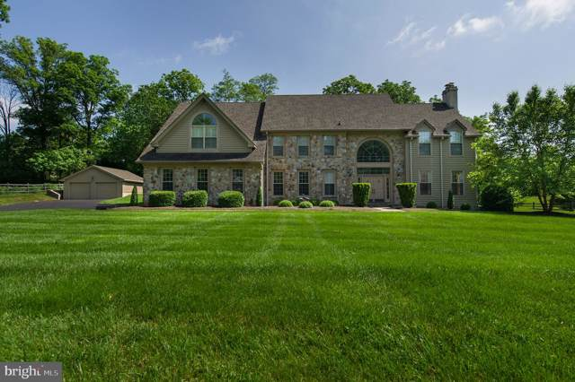 1237 Forrest Hill Drive, LOWER GWYNEDD, PA 19002 (#PAMC613322) :: The Dailey Group