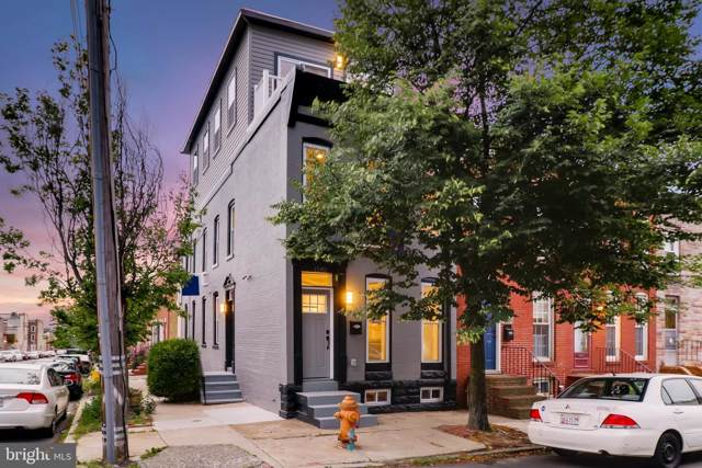 1548 William Street, BALTIMORE, MD 21230 (#MDBA472232) :: Blue Key Real Estate Sales Team