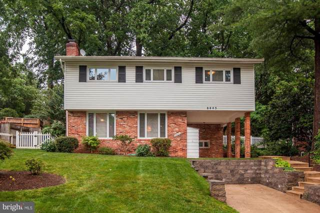 8803 Clifford Avenue, CHEVY CHASE, MD 20815 (#MDMC663872) :: Bruce & Tanya and Associates