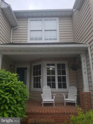 2106 Brandy Drive, FOREST HILL, MD 21050 (#MDHR234494) :: Tessier Real Estate