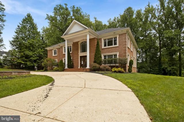 9101 Burdette Road, BETHESDA, MD 20817 (#MDMC663944) :: ExecuHome Realty