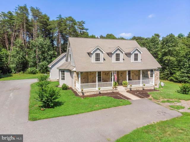 2578 Dream Catcher Lane, GOLDVEIN, VA 22720 (#VAFQ160802) :: RE/MAX Cornerstone Realty