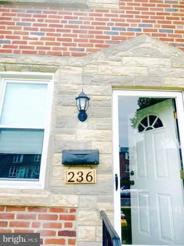 236 Spruce Street, GLENOLDEN, PA 19036 (#PADE493742) :: RE/MAX Main Line