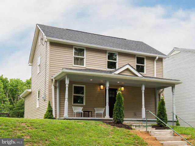 856 W Washington, CHARLES TOWN, WV 25414 (#WVJF135434) :: Hill Crest Realty