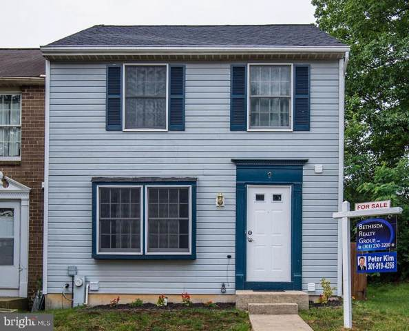 1 Crosswood Court, BURTONSVILLE, MD 20866 (#MDMC664354) :: ExecuHome Realty
