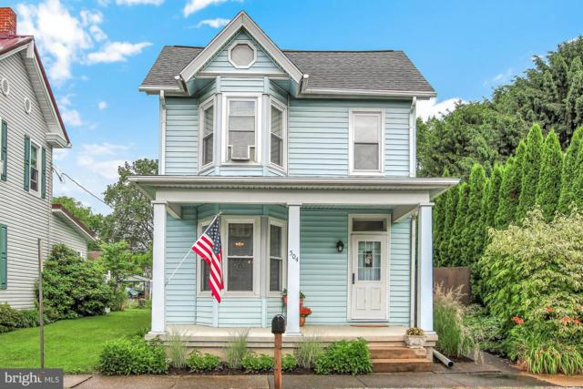 504 N Front Street, LIVERPOOL, PA 17045 (#PAPY100978) :: The Craig Hartranft Team, Berkshire Hathaway Homesale Realty