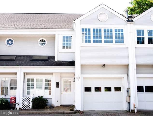 516-C Charlotte Street, FREDERICKSBURG, VA 22401 (#VAFB115240) :: Browning Homes Group