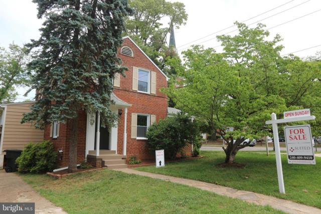 5801 11TH Street N, ARLINGTON, VA 22205 (#VAAR150832) :: City Smart Living