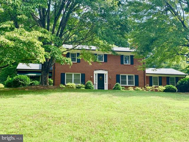 13186 Hackberry Road, ORANGE, VA 22960 (#VAOR134224) :: Great Falls Great Homes
