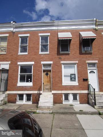 1007 N Payson Street, BALTIMORE, MD 21217 (#MDBA472900) :: AJ Team Realty