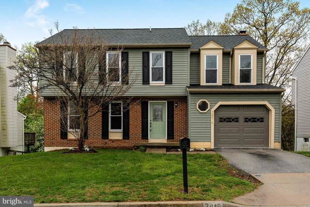 2816 Schubert Drive, SILVER SPRING, MD 20904 (#MDMC664766) :: The Miller Team