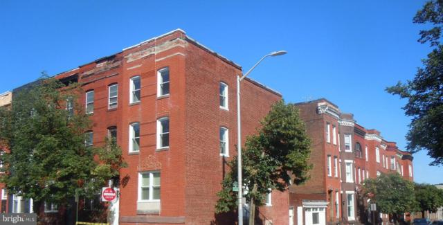 1827 Mcculloh Street, BALTIMORE, MD 21217 (#MDBA473054) :: Blackwell Real Estate