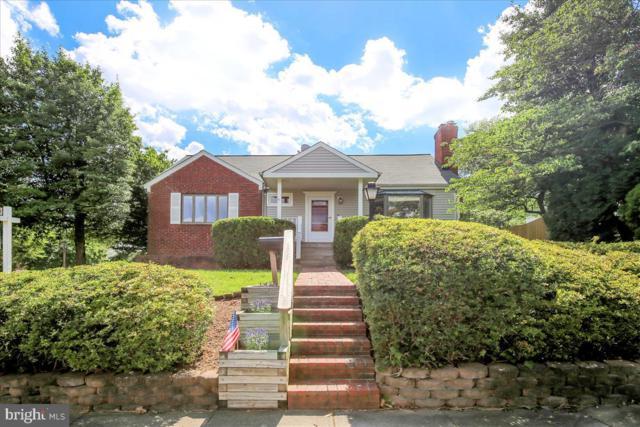 2800 N Nottingham Street, ARLINGTON, VA 22207 (#VAAR151002) :: Colgan Real Estate