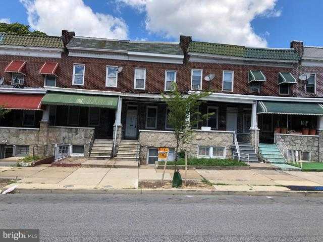 2560 Edmondson Avenue, BALTIMORE, MD 21223 (#MDBA473158) :: Eng Garcia Grant & Co.