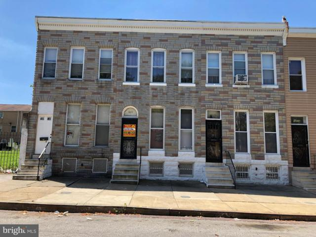 1217 E Oliver Street, BALTIMORE, MD 21202 (#MDBA473192) :: Homes to Heart Group