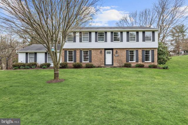 9875 Foxhill Court, ELLICOTT CITY, MD 21042 (#MDHW265886) :: Corner House Realty