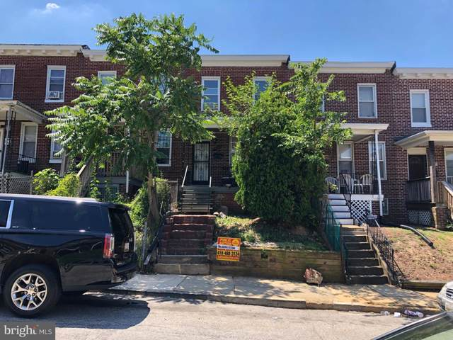 3217 Ravenwood Avenue, BALTIMORE, MD 21213 (#MDBA473390) :: Homes to Heart Group