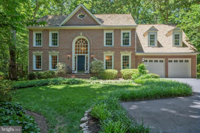 6810 Brimstone Lane, FAIRFAX STATION, VA 22039 (#VAFX1071640) :: The Vashist Group