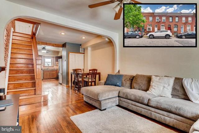 705 S Fagley Street, BALTIMORE, MD 21224 (#MDBA473482) :: SURE Sales Group