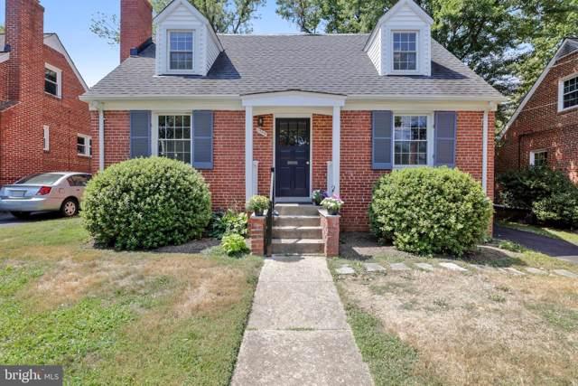 1706 Oakcrest Drive, ALEXANDRIA, VA 22302 (#VAAX236908) :: Eng Garcia Grant & Co.