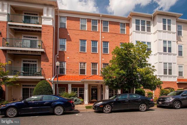 120 Chevy Chase Street #102, GAITHERSBURG, MD 20878 (#MDMC665672) :: Dart Homes