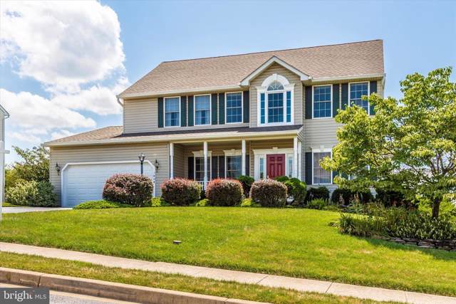 1404 Summer Sweet Lane, MOUNT AIRY, MD 21771 (#MDCR189616) :: Radiant Home Group