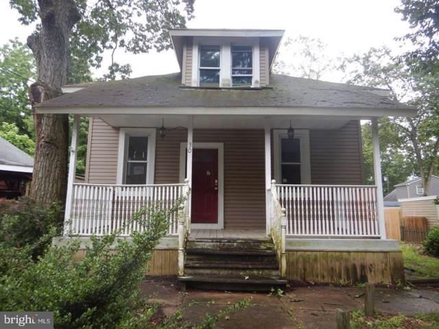 30 Narragansett Avenue, CLEMENTON, NJ 08021 (MLS #NJCD369224) :: The Dekanski Home Selling Team