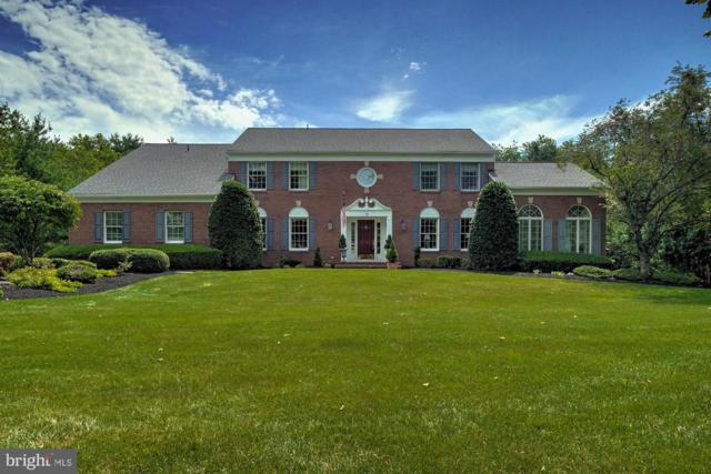 19 Taunton Court, WEST WINDSOR, NJ 08550 (#NJME281052) :: McKee Kubasko Group