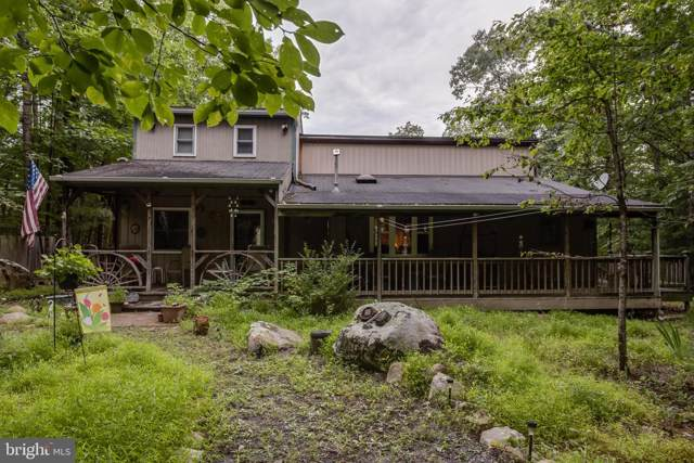 128 Carson Drive, CAPON BRIDGE, WV 26711 (#WVHS112804) :: The Licata Group/Keller Williams Realty