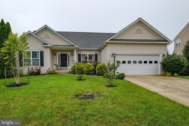 821 Lakeland Court, CULPEPER, VA 22701 (#VACU138784) :: The Daniel Register Group