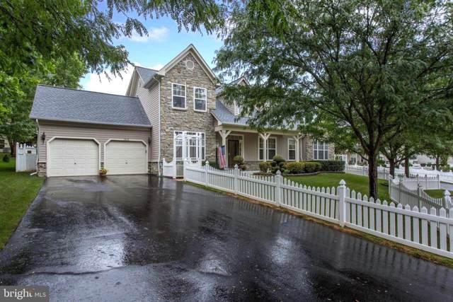 9412 Primrose Lane, MANASSAS PARK, VA 20111 (#VAMP113056) :: Arlington Realty, Inc.