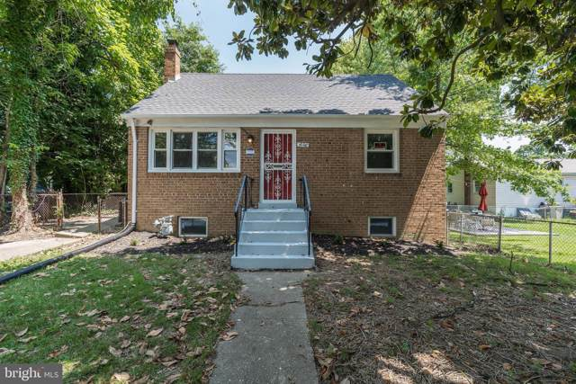 1600 Dewitt Avenue, CAPITOL HEIGHTS, MD 20743 (#MDPG533958) :: The Daniel Register Group