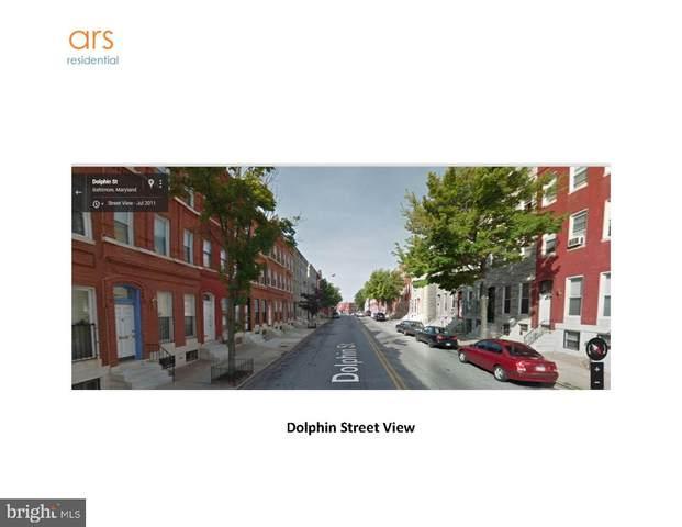 724 Dolphin Street, BALTIMORE, MD 21217 (#MDBA474254) :: Bic DeCaro & Associates