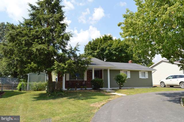 14506 Barton Boulevard SW, CRESAPTOWN, MD 21502 (#MDAL132060) :: Keller Williams Pat Hiban Real Estate Group