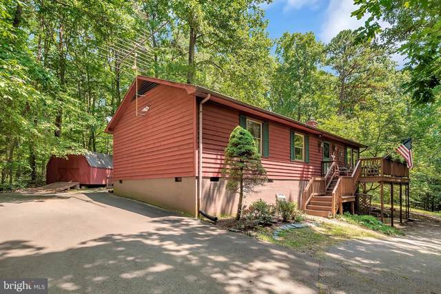 18 Laurel Drive, MINERAL, VA 23117 (#VALA119470) :: Great Falls Great Homes