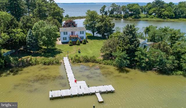 38040 Beach Road, COLTONS POINT, MD 20626 (#MDSM163188) :: AJ Team Realty