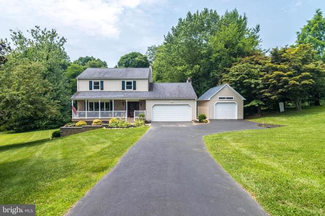 5 Independence Lane, DOWNINGTOWN, PA 19335 (#PACT482848) :: ExecuHome Realty