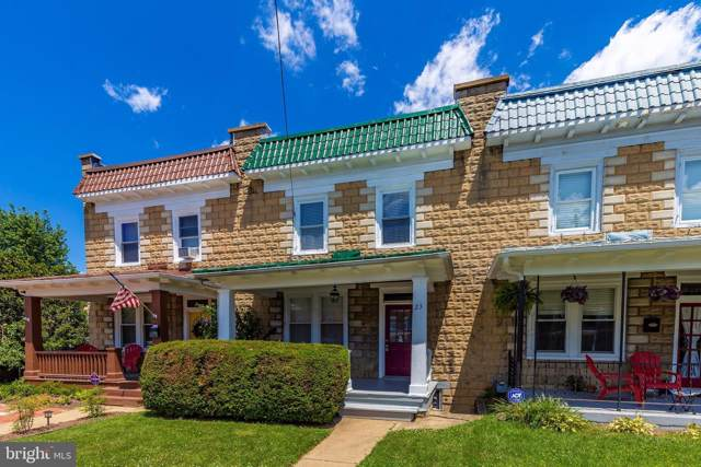 23 E 7TH Street, FREDERICK, MD 21701 (#MDFR249184) :: The Miller Team